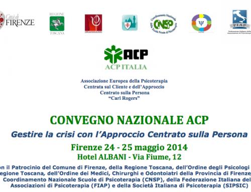 Firenze – Convegno ACP